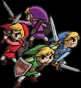 link_four_swords
